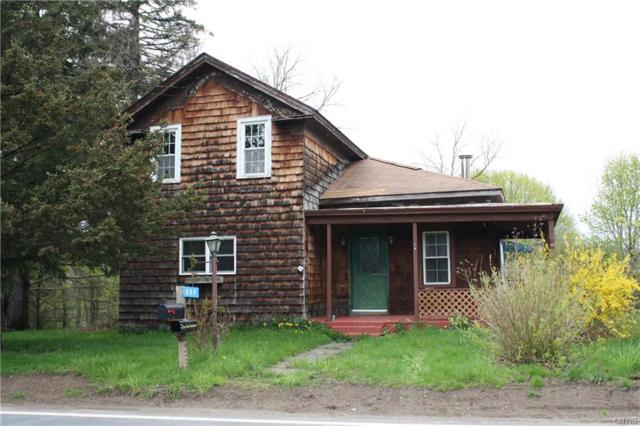 357 County Route 89, Oswego-Town, NY 13126 (MLS #S1193539) :: Thousand Islands Realty