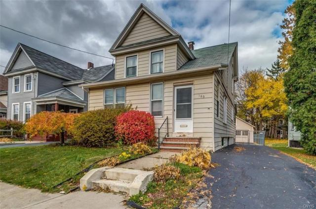 163 Berkshire Avenue, Syracuse, NY 13208 (MLS #S1193701) :: The Glenn Advantage Team at Howard Hanna Real Estate Services