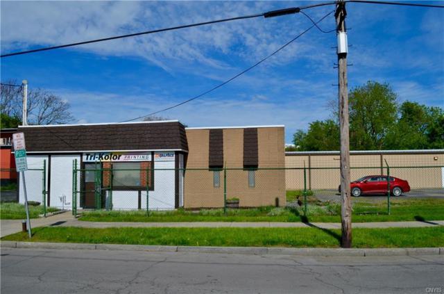1035 Montgomery Street, Syracuse, NY 13202 (MLS #S1193992) :: MyTown Realty