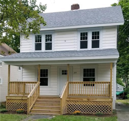 220 Arlington Avenue, Syracuse, NY 13207 (MLS #S1194513) :: MyTown Realty