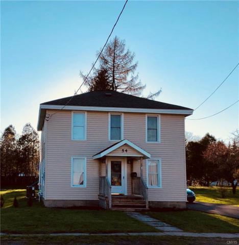 54 N Park Street, Adams, NY 13605 (MLS #S1194954) :: Thousand Islands Realty