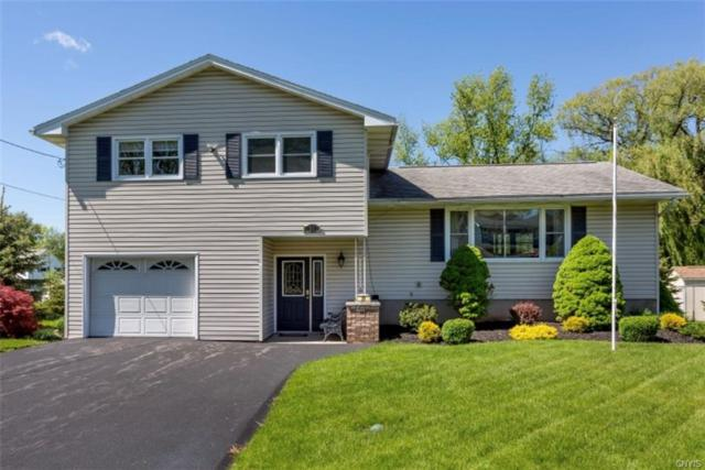 21 Mcintosh Street, Clay, NY 13090 (MLS #S1195139) :: The Chip Hodgkins Team