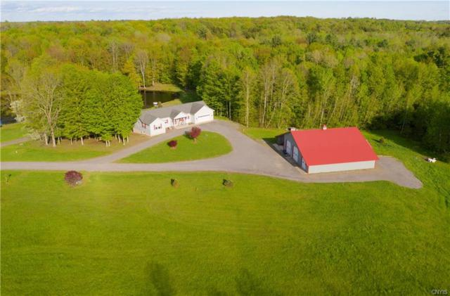 1161 County Route 4, Palermo, NY 13036 (MLS #S1195169) :: Thousand Islands Realty