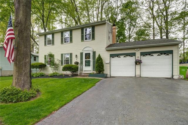 205 Single Drive, Clay, NY 13212 (MLS #S1195663) :: The Chip Hodgkins Team