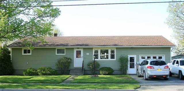 421 E Hoard Street, Watertown-City, NY 13601 (MLS #S1196158) :: Robert PiazzaPalotto Sold Team