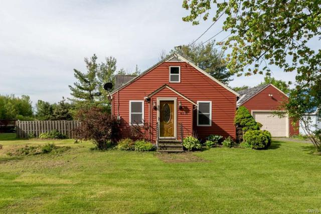 8105 Maple Road, Clay, NY 13041 (MLS #S1196353) :: The Rich McCarron Team