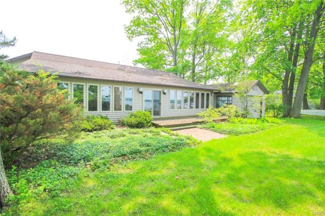 151 Burtis Point Road, Owasco, NY 13021 (MLS #S1197792) :: The Glenn Advantage Team at Howard Hanna Real Estate Services