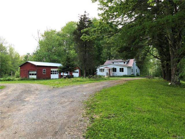 8813 Floyd Camroden Road, Western, NY 13486 (MLS #S1197963) :: Updegraff Group