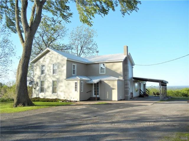 8524 State Route 26, Lowville, NY 13367 (MLS #S1198320) :: Robert PiazzaPalotto Sold Team