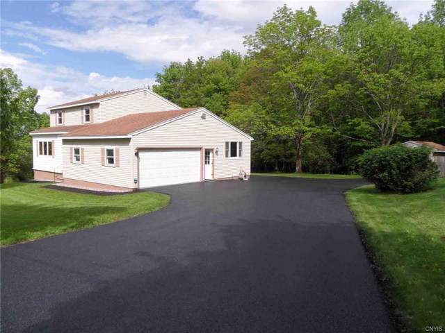 146 Christensen Road, Frankfort, NY 13340 (MLS #S1198768) :: 716 Realty Group