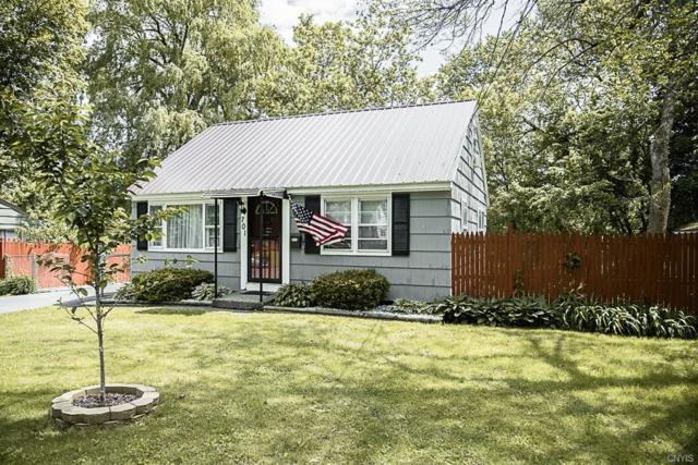 701 Barnes Avenue, Syracuse, NY 13207 (MLS #S1198811) :: The Glenn Advantage Team at Howard Hanna Real Estate Services
