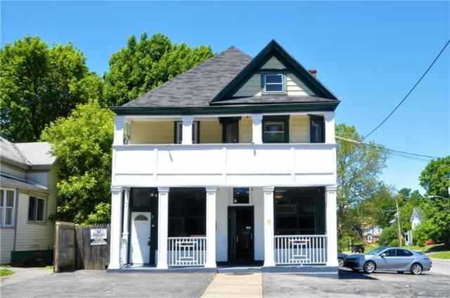 201 Milton Ave & Ulster Street, Syracuse, NY 13204 (MLS #S1199707) :: Updegraff Group