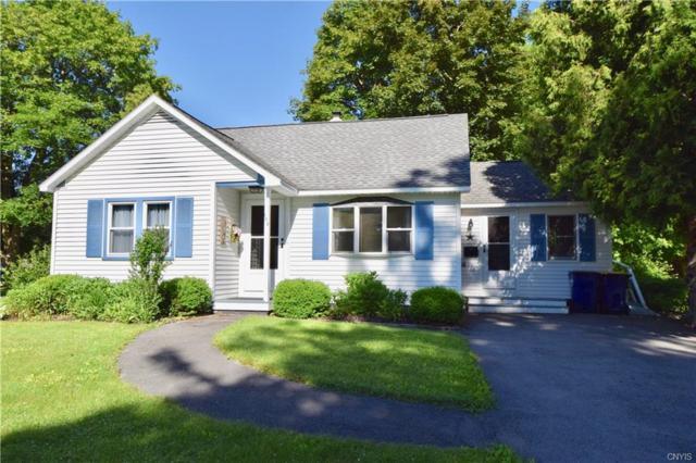 180 Ida Avenue, Onondaga, NY 13205 (MLS #S1200129) :: The Glenn Advantage Team at Howard Hanna Real Estate Services