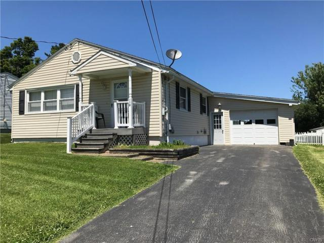 133 Dawson Avenue, Auburn, NY 13021 (MLS #S1200197) :: Robert PiazzaPalotto Sold Team