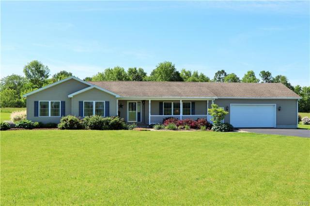 3020 Amber Road, Onondaga, NY 13110 (MLS #S1200399) :: The Glenn Advantage Team at Howard Hanna Real Estate Services
