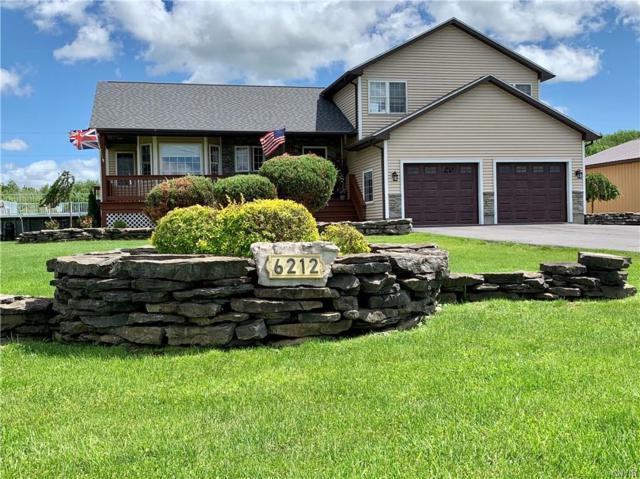 6212 Dix Road, Westmoreland, NY 13440 (MLS #S1200684) :: The Glenn Advantage Team at Howard Hanna Real Estate Services