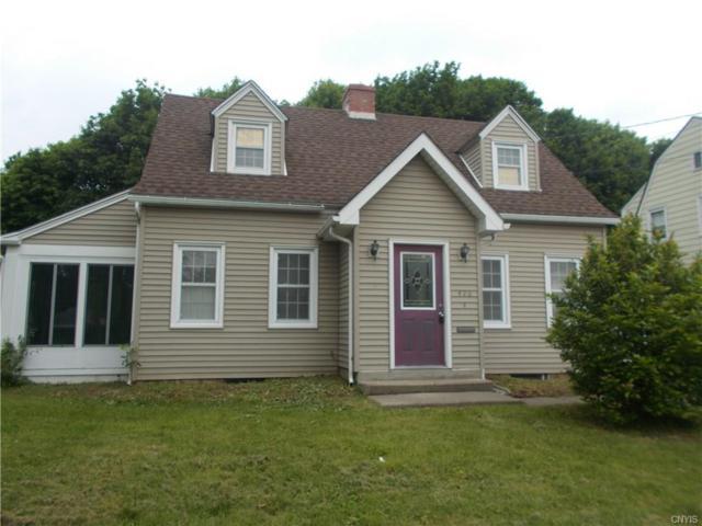 426 Fay Road, Geddes, NY 13219 (MLS #S1201114) :: The Glenn Advantage Team at Howard Hanna Real Estate Services