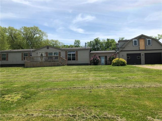 605 Middle Road, Scriba, NY 13126 (MLS #S1201156) :: Thousand Islands Realty