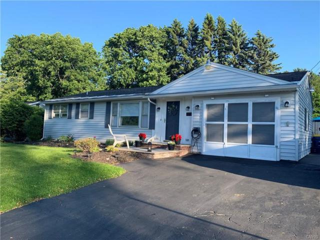 109 Greenhedge Drive, Camillus, NY 13031 (MLS #S1201352) :: Robert PiazzaPalotto Sold Team
