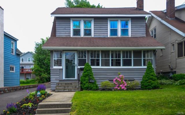 243 Mosley Drive, Syracuse, NY 13206 (MLS #S1201762) :: The Glenn Advantage Team at Howard Hanna Real Estate Services