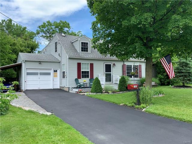 102 Bailey Drive, Onondaga, NY 13120 (MLS #S1202011) :: The Glenn Advantage Team at Howard Hanna Real Estate Services