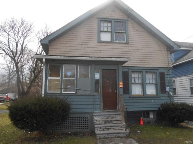 413 Fitch Street, Syracuse, NY 13204 (MLS #S1202222) :: BridgeView Real Estate Services