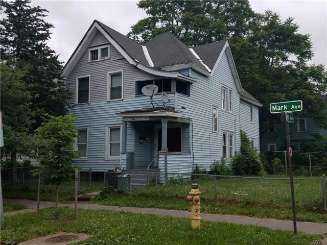 107 Mark Avenue, Syracuse, NY 13205 (MLS #S1202257) :: Updegraff Group