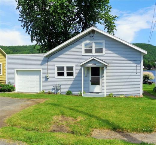 1811 Mountainview Drive, Homer, NY 13077 (MLS #S1202286) :: Robert PiazzaPalotto Sold Team