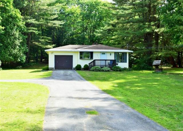 8495 Nys Route 13 S, Vienna, NY 13308 (MLS #S1202697) :: Robert PiazzaPalotto Sold Team