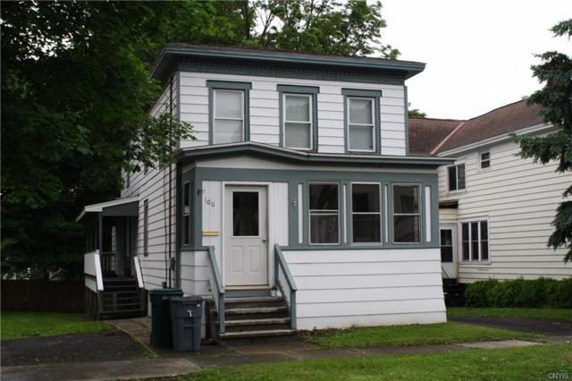 100 W 8th Street, Oswego-City, NY 13126 (MLS #S1202737) :: The Rich McCarron Team