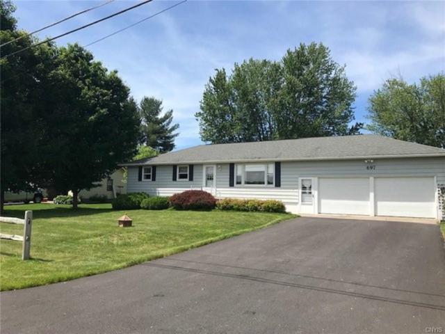 697 Maple Drive, Sullivan, NY 13082 (MLS #S1202739) :: Updegraff Group
