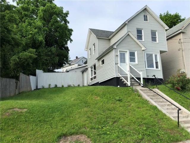 213 William Street, Geddes, NY 13209 (MLS #S1202761) :: MyTown Realty