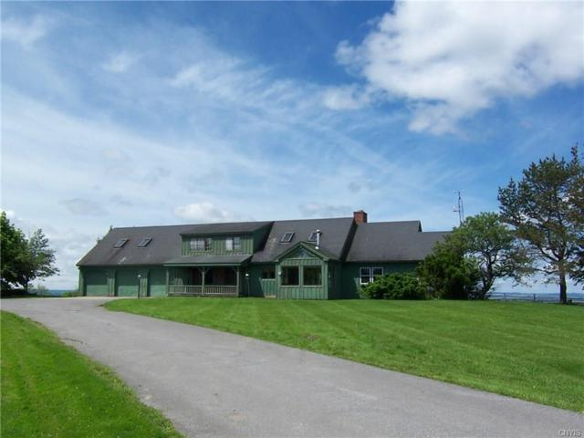 3578 Cody Road, Fenner, NY 13035 (MLS #S1203033) :: BridgeView Real Estate Services
