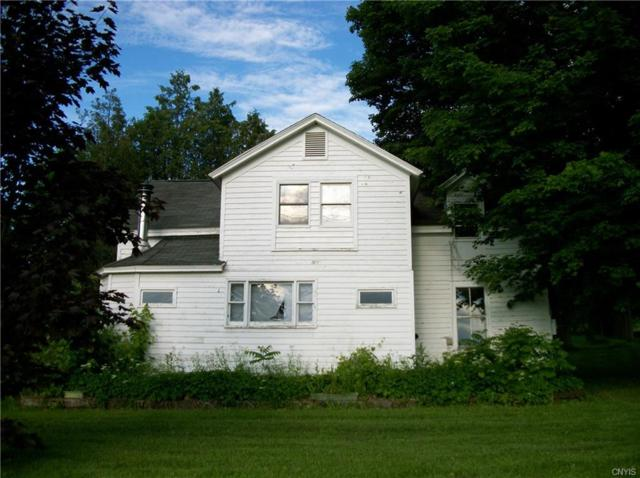 5643 West Road, Stockbridge, NY 13409 (MLS #S1203047) :: BridgeView Real Estate Services