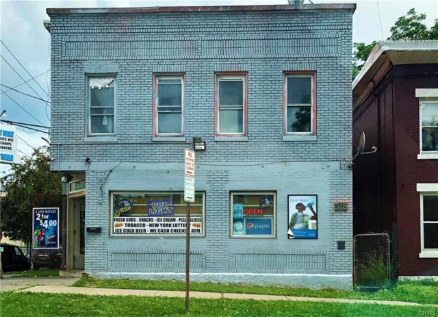 318 E Division Street, Syracuse, NY 13208 (MLS #S1203074) :: The Glenn Advantage Team at Howard Hanna Real Estate Services