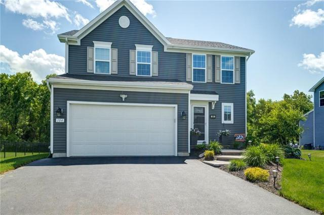 104 Weeping Willow, Camillus, NY 13031 (MLS #S1204220) :: The Glenn Advantage Team at Howard Hanna Real Estate Services