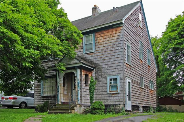 122-120 Niven Street, Syracuse, NY 13224 (MLS #S1204362) :: Thousand Islands Realty