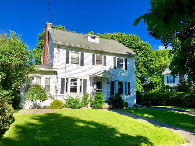 229 Shotwell Park, Syracuse, NY 13206 (MLS #S1204674) :: Thousand Islands Realty