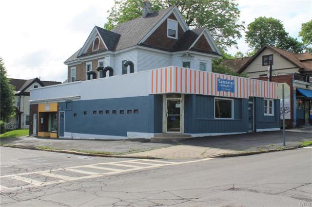 1001 Lancaster Avenue, Syracuse, NY 13210 (MLS #S1204682) :: Thousand Islands Realty