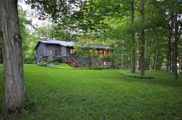 2172 W Lake Road, Skaneateles, NY 13152 (MLS #S1205143) :: MyTown Realty