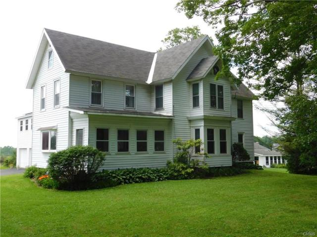 6271 Bartlett Road, Westmoreland, NY 13440 (MLS #S1205321) :: The Rich McCarron Team