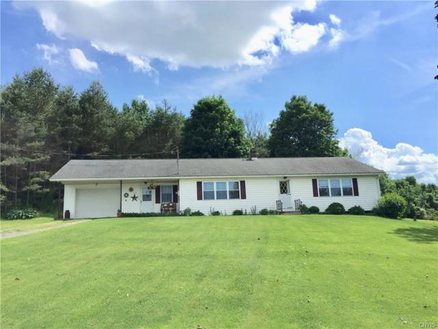 3407 W Hill Road, Madison, NY 13310 (MLS #S1205385) :: Thousand Islands Realty