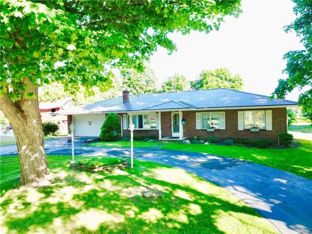 3201 Turnpike Road, Sennett, NY 13021 (MLS #S1206106) :: Updegraff Group