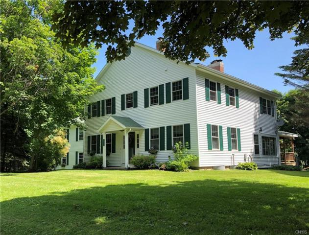 3516 West Lake Road, Cazenovia, NY 13104 (MLS #S1207033) :: The Glenn Advantage Team at Howard Hanna Real Estate Services