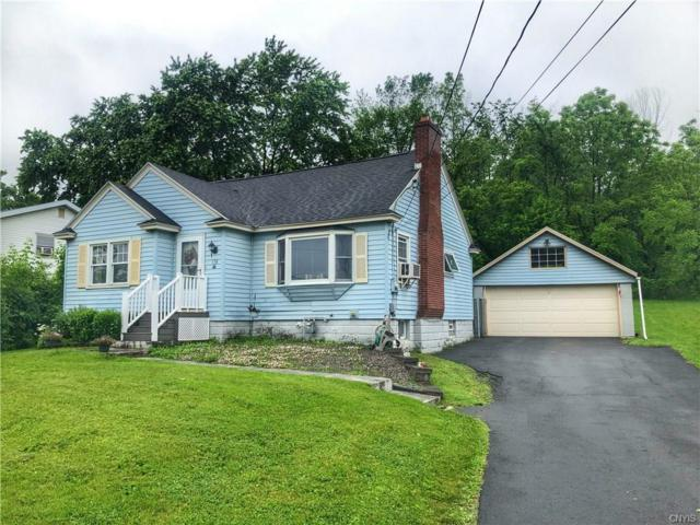 138 Armstrong Road, Geddes, NY 13209 (MLS #S1207257) :: Robert PiazzaPalotto Sold Team