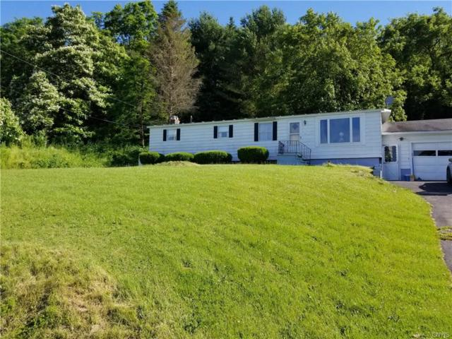 3162 State Route 5S, Danube, NY 13339 (MLS #S1207366) :: Robert PiazzaPalotto Sold Team