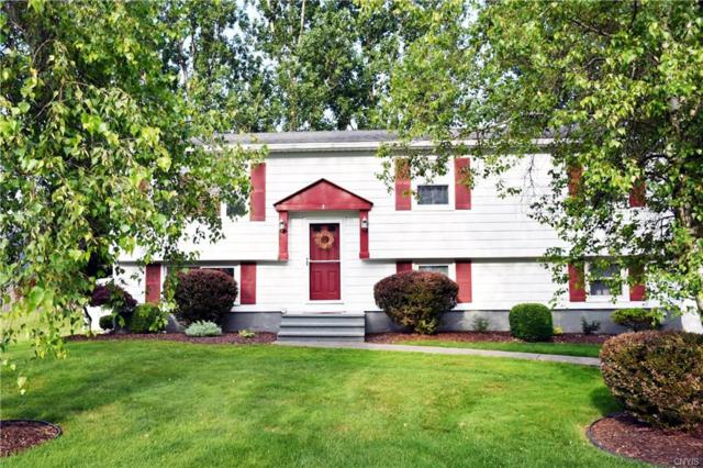 3 Meadowbrook Drive, New Hartford, NY 13413 (MLS #S1207732) :: Robert PiazzaPalotto Sold Team