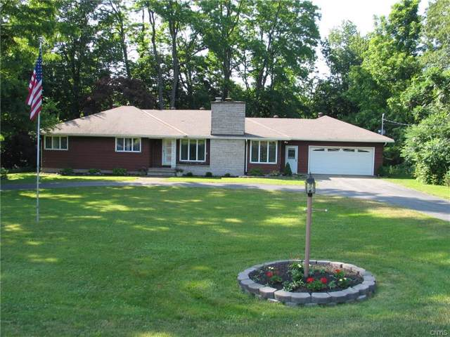 7264 State Route 104, Oswego-Town, NY 13126 (MLS #S1208392) :: Robert PiazzaPalotto Sold Team