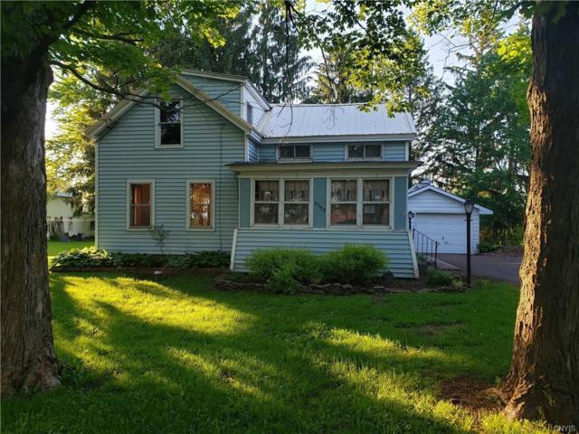 5753 Norton Road Ns, Vernon, NY 13477 (MLS #S1208397) :: The Glenn Advantage Team at Howard Hanna Real Estate Services