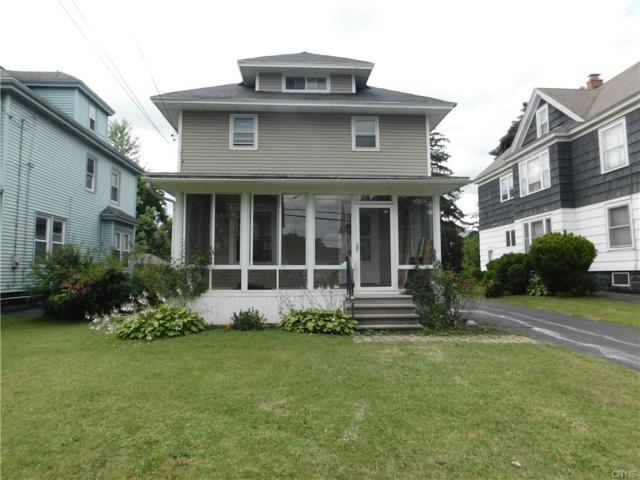 187 Durston Avenue, Syracuse, NY 13203 (MLS #S1208580) :: Thousand Islands Realty